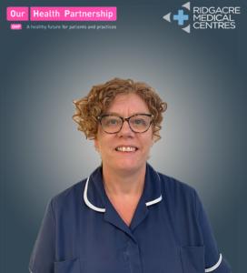 Jackie Docherty - Nurse